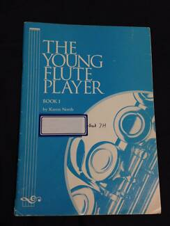 The Young Flute Player Book 1 by Karen North