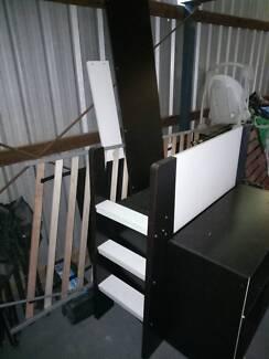 Midi sleeper bunk bed