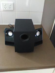 Brand new logitech speakers Ambarvale Campbelltown Area Preview
