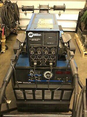 Miller Dimension 652 W D60 Dual Feeder - Will Ship