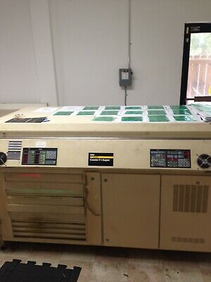 Basf Nyloflex Combi F1 Super Flexographic Plate Maker All In One Wsolvent Sale