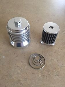 Vrod muscle reusable oil filter