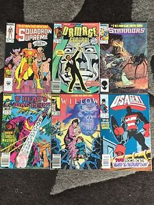 Comics (Marvel, Image, and others)