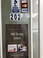 Driving School- Earn your Driving license privilege