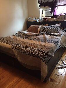 King size bedset