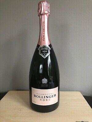 Bollinger Rose Champagner 0,75 Ltr.