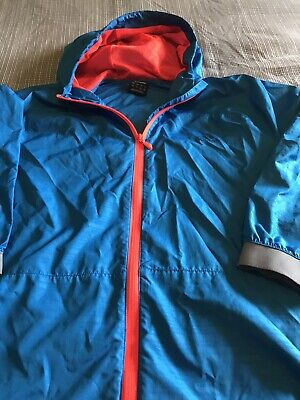 Mens Adidas Light Hooded Jacket Size L