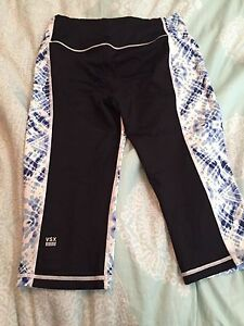 REDUCED Victoria Secret Capris Size L