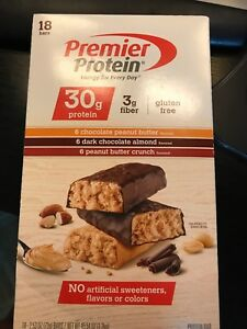 Premier protein 18 bars for sale!