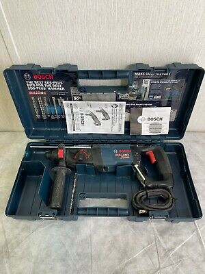 Bosch 11255vsr 7.5-amp 1 Sds-plus Bulldog Xtreme Corded Rotary Hammer Drill