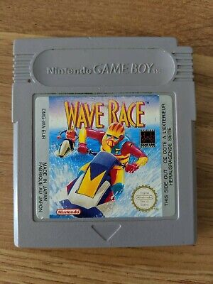 Used, GAMEBOY WAVE RACE GAME * CART ONLY * GAME BOY * VINTAGE RETRO NINTENDO *  for sale  Shipping to Nigeria