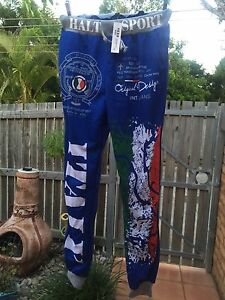 ITALY mens track pants Cleveland Redland Area Preview