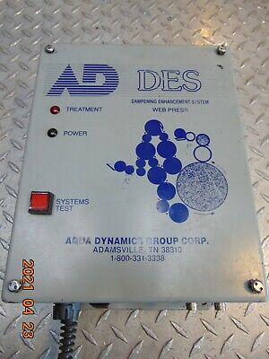 Aqua Dynamics Des Dampening Enhancement System Web Press