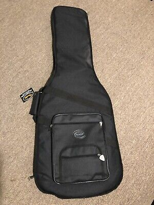 New Genuine Fender gig bag for electric stratocaster telecaster guitar