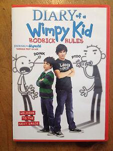 "DVD ""Journal d'un dégonflé"" / ""Diary of a wimpy kid"""