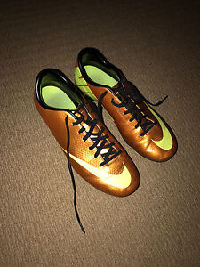 Nike Mercurial men's 8.5 Soccer Boots Valentine Lake Macquarie Area Preview
