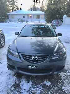 2005 Mazda 6 Sports Station Wagon
