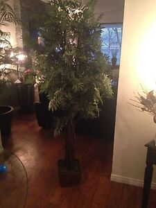 6ft artificial plant London Ontario image 1