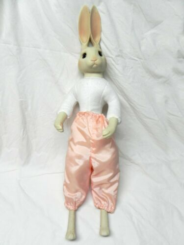Wendy Brent LOVE AND ROSES White Rabbit Doll