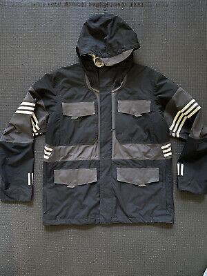Adidas Original x White Mountaineering Rain Jacket Waterproof palace medium