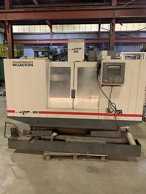 Cincinnati Arrow 1000 Cnc Machining Center Milling Machine