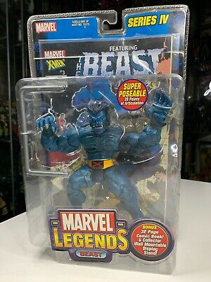 Marvel Legends The Beast Series IV Series 4 Toybiz