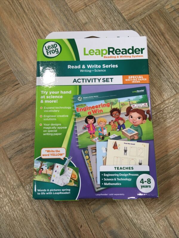 LeapReader%3A+Read+And+Write+Series