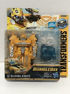 Transformers Bumblebee Movie Toy Energon Igniters Nitro Series Chevy Camaro Rare