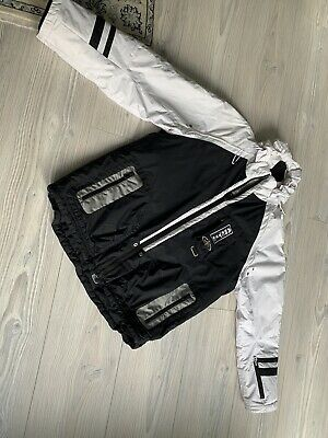 Schwarz-weiße Bogner Skijacke, Gr. 52 (54), arctic online kaufen