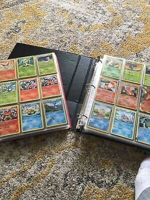 Pokemon 300+ Uncommon/ Common Bulk Lot + Rares/Holos/Vintage (light Play/exc-NM)