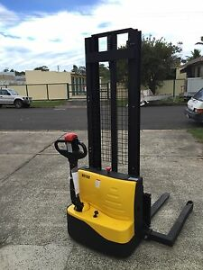 New Walkie Stacker Forklift. Very Cost Effective machine. Moffat Beach Caloundra Area Preview