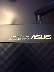 ASUS 802.11 Gigabit Wireless Router (RT-AC66U)