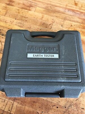 Megger Det4td Earth Ground Tester