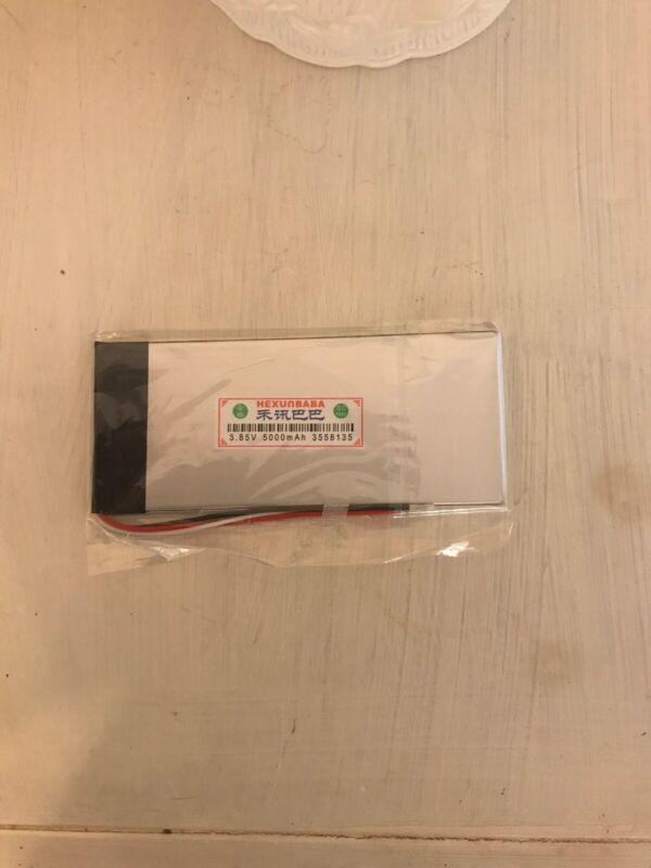 Nvidia Shield K1 Replacement Battery 3.8v 6000mah, PLEASE READ DESCRIPTION!