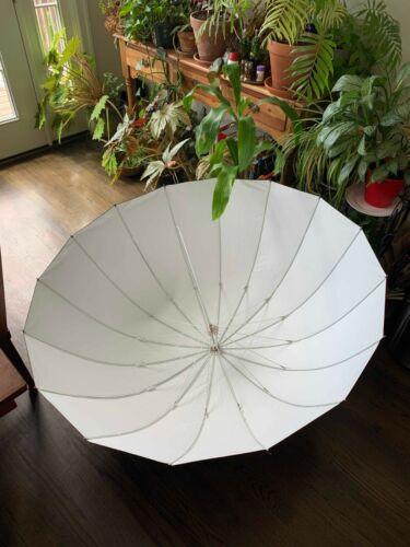 "Westcott Apollo Deep Umbrella (White, 53"") + Diffusion Panel"