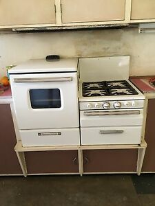 Carmichael vintage side by side gas oven and stove Erskineville Inner Sydney Preview