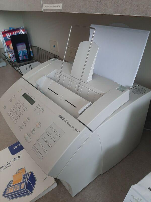 HP Hewlett Packard Laserjet 3100 Fax Machine w/o Box