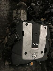 Infiniti G25 07 and up engine available 2.5L