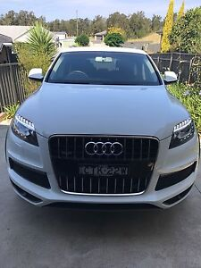 Audi Q7 Quattro TDI S Line MY15 with upgrades Kanahooka Wollongong Area Preview