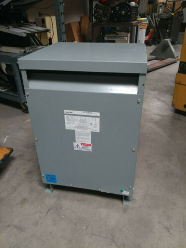 FEDERAL PACIFIC 30KVA TRANSFORMER PRIMARY 240