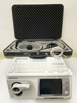 Pentax Epk-i Video Processor With Ec-3890fi2 Colonoscope Endoscopy Colonoscopy
