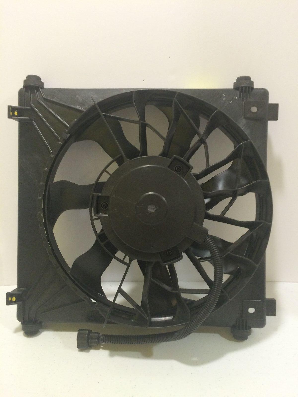 TESLA Cooling Fan OEM 6007614 Driver Side Models 2012,13,14,15 & 2016