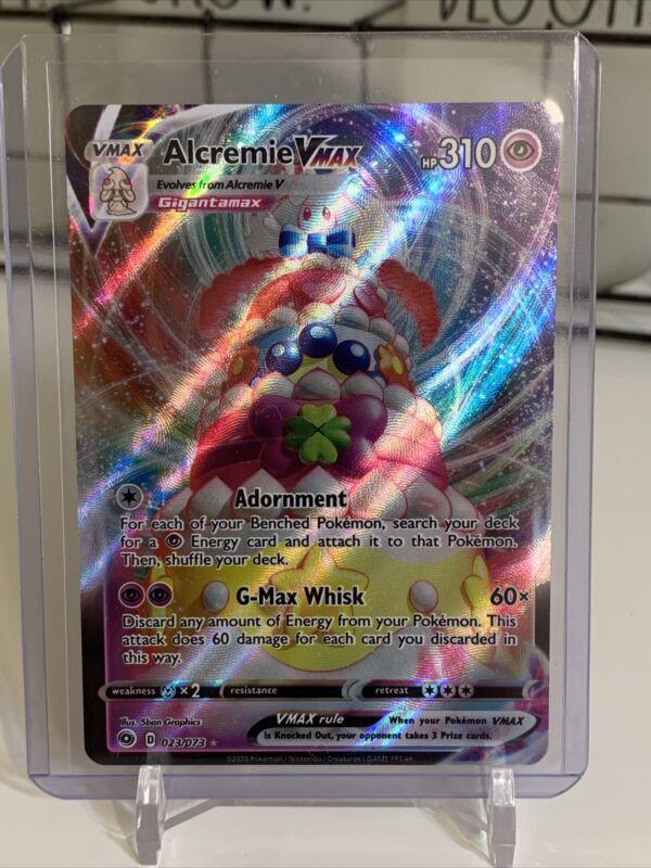Pokemon Alcremie Vmax 023/073 Champion