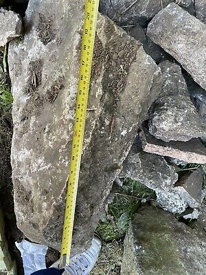 large garden rockery stones