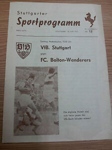 1960-Friendly-Match-STUTTGART-v-BOLTON-WANDERERS