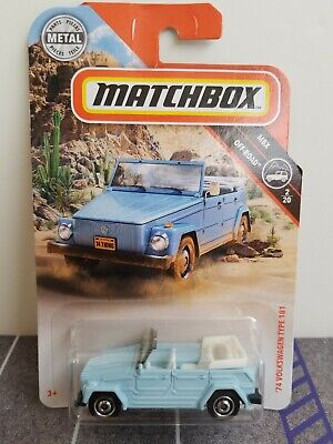 MATCHBOX VW VOLKSWAGEN TYPE 181 THE THING GERMAN  MBX OFF ROAD