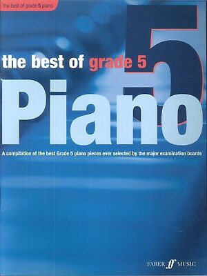 Best Of Grade 5 Piano Solos 2007 Williams Bach Bartok Diabelli Brahms