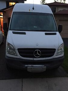2010  Mercedes Benz Sprinter 2500 Extended & High Roof