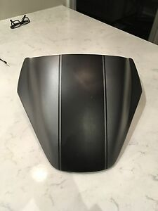 Ducati monster S4R rear seat cover