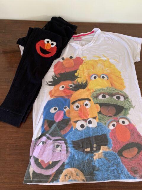 1f94fd520 Peter Alexander Sesame Street pyjamas - Elmo - M